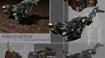 Скриншот Firestarter