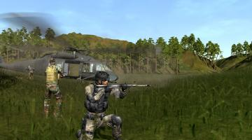 Скриншот Delta Force: Xtreme 2