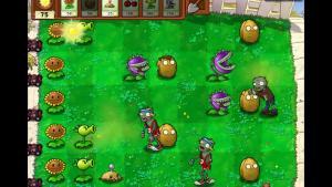 миниатюра скриншота Plants vs. Zombies