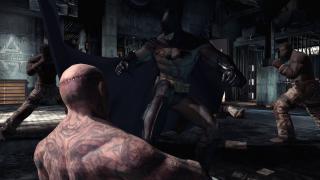 Скриншот Batman: Arkham Asylum