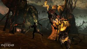 миниатюра скриншота Dante's Inferno
