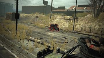 Скриншот Terminator Salvation: The Videogame
