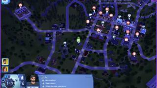 Скриншот Sims 3, the
