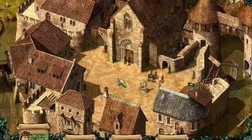 Скриншот Robin Hood: The Legend of Sherwood