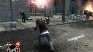Скриншоты  игры Prototype