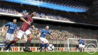 Скриншоты  игры FIFA 10