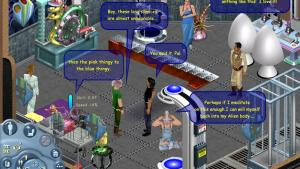 миниатюра скриншота Sims Online, the