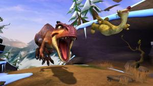 миниатюра скриншота Ice Age: Dawn of the Dinosaurs