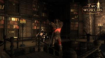 Скриншот Two Worlds 2