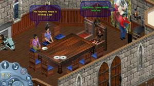 миниатюра скриншота The Sims Online
