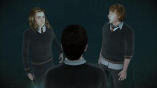 Скриншоты  игры Harry Potter and the Half-Blood Prince