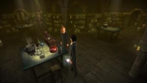 миниатюра скриншота Harry Potter and the Half-Blood Prince