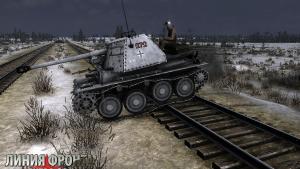 миниатюра скриншота Front Roads: Kharkov 1943