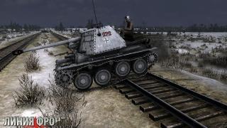 Скриншоты  игры Front Roads: Kharkov 1943