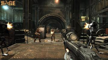 Скриншот Rage