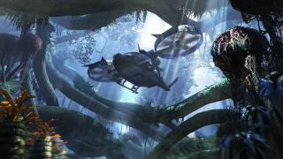 Скриншоты  игры James Cameron's Avatar: The Game