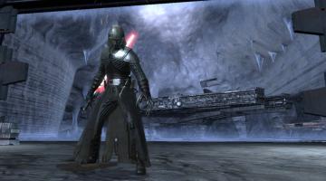 Скриншот Star Wars: The Force Unleashed