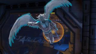Скриншоты  игры DC Universe Online