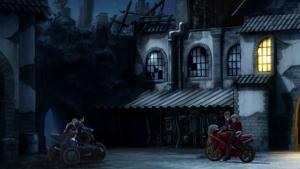 миниатюра скриншота Die Wilden Kerle 5: Hinter dem Horizont