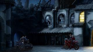Скриншоты  игры Die Wilden Kerle 5: Hinter dem Horizont