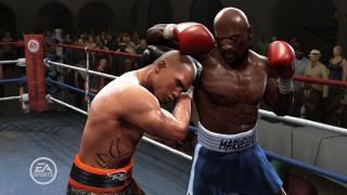 Скриншоты  игры Fight Night Round 4