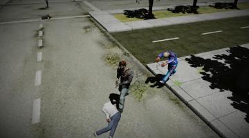 Скриншот Fort Zombie