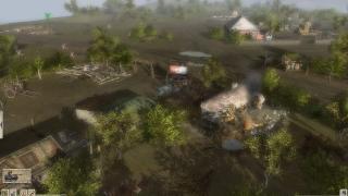 Скриншоты  игры Men of War: Red Tide