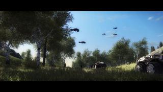 Скриншот Carrier Command: Gaea Mission
