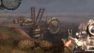 Скриншоты  игры S.T.A.L.K.E.R.: Call of Pripyat
