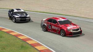 миниатюра скриншота RACE On