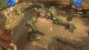 миниатюра скриншота Star Wars: The Clone Wars - Republic Heroes