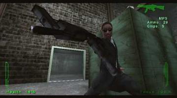 Скриншот Enter the Matrix