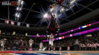 Скриншот NBA 2K10