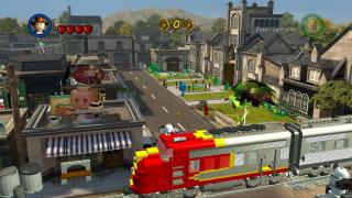 Скриншоты  игры LEGO Indiana Jones 2: The Adventure Continues