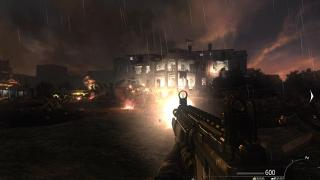 Скриншоты  игры Call of Duty: Modern Warfare 2