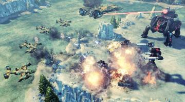 Скриншот Command & Conquer 4: Tiberian Twilight