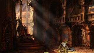 Скриншот Whispered World, the