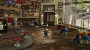 миниатюра скриншота LEGO Indiana Jones 2: The Adventure Continues