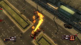 Скриншот Zombie Driver HD