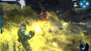 Скриншоты  игры James Cameron's Avatar: The Game