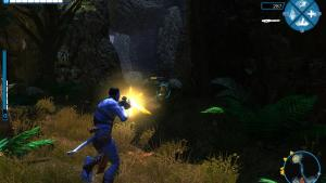 миниатюра скриншота James Cameron's Avatar: The Game