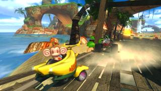 Скриншот Sonic & SEGA All-Stars Racing
