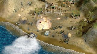 Скриншоты  игры Command & Conquer: Generals