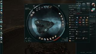 Скриншоты  игры EVE Online