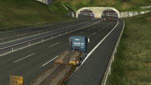 миниатюра скриншота German Truck Simulator