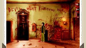 миниатюра скриншота Downfall: A Horror Adventure Game