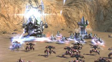 Скриншот Supreme Commander 2
