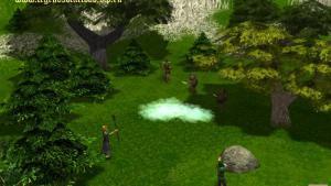 миниатюра скриншота Dungeon Siege