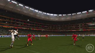 Скриншоты  игры 2010 FIFA World Cup: South Africa