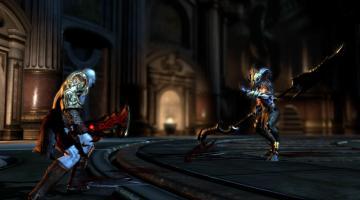 Скриншот God of War 3